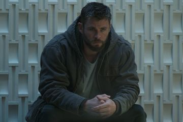 "Chris Hemsworth Denies Knowing What Happens in Avengers: Endgame but Does Say ""I'd Be Happy to Do More"""
