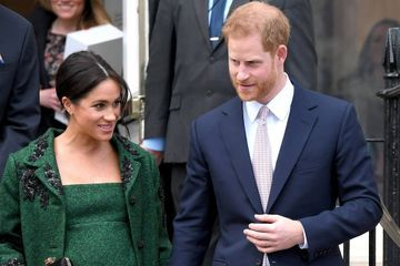 Don't Expect Live Royal Baby Updates; Meghan and Harry Are Keeping the Birth Private
