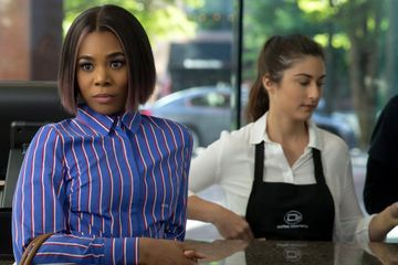 "Regina Hall on Being a ""Boss B"" in Little: ""It's Important That She Believed in Herself"""