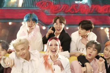 "The Video For BTS and Halsey's ""Boy With Luv"" Will Have You Saying ""Oh My, My, My"""