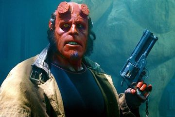 Hellish details why Del Toro's Hellboy is the only one worth watching (22 Photos)