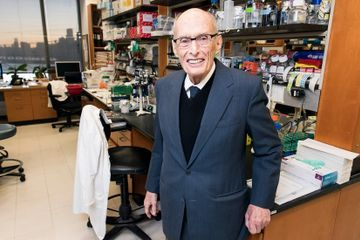 Paul Greengard, Nobel Prize-Winning Neuroscientist, Dies at 93