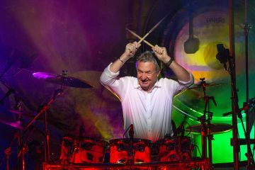 Pink Floyd's Nick Mason shares the 'Secrets' of the band's legacy