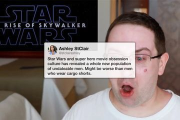 Close-minded girl gets eviscerated after calling out excited Star Wars fan (12 Photos)