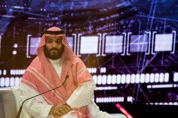 DealBook Briefing: Business Heads Back to Saudi Arabia