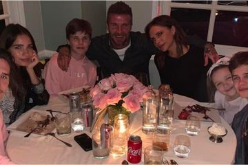 It Looks Like Victoria Beckham Was Totally Spoiled by Her Family on Her 45th Birthday