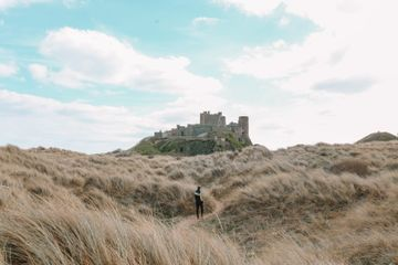 Visiting The Beautiful Bamburgh Castle And Farne Islands, England