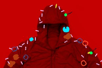 Hello, Little Microbe. Doesn't This Jacket Look Yummy?