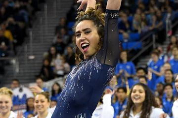 "Katelyn Ohashi ""Correlated Greatness With Misery"" Before She Found Joy in Gymnastics Again"