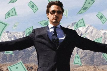 Marvel movies ranked by how much money they made (22 Photos)