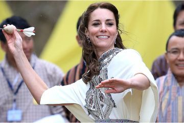Kate Middleton's Not Too Princessy to Play Sports