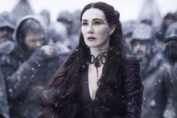 Here's What to Know About Melisandre's Freaky Necklace on Game of Thrones
