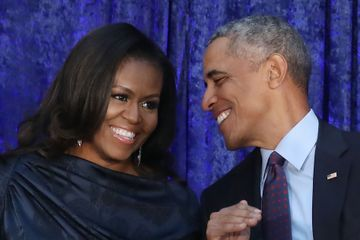 The Obamas Are Producing Film and TV Projects With Netflix - Check Out the Full Slate!