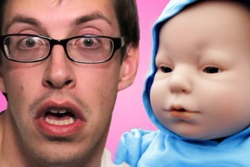 The Try Guys Raise Robot Babies Motherhood Part 3
