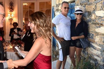 The rules of marriage, according to Tom Hanks (7 Photos)