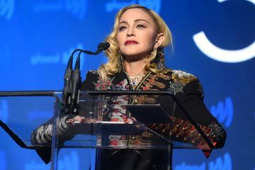 Madonna Shares How the LGBTQ+ Community Changed Her Life Forever at the GLAAD Awards