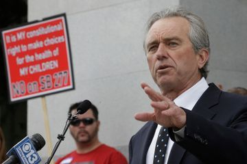 Robert F. Kennedy Jr.'s Brother and Sister Accuse Him of Spreading Misinformation on Vaccines