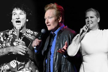 Conan O'Brien isn't the first A-list comic accused of stealing jokes