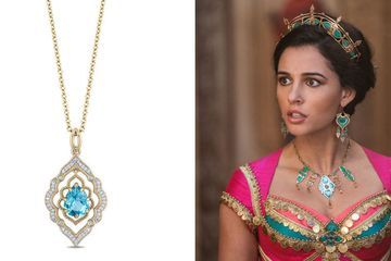You Don't Have to Be Princess Jasmine to Snag the Jewelry From Disney's Live-Action Aladdin