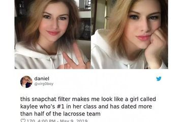 Gender changing filters are all the rage on the internet right now (30 Photos)