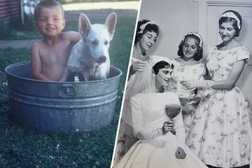 Pass the nostalgia down through generations of family photos (26 Photos)