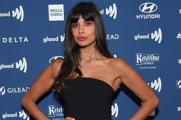 "Jameela Jamil Condemns Georgia's ""Fetal Heartbeat"" Law and Opens Up About Having an Abortion"
