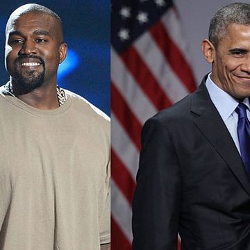 "Kanye Is Still Pissed At Barack Obama For Calling Him A ""Jackass"" In 2009"
