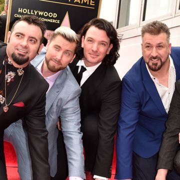*NSYNC Just Reunited And It's Like It's 1998 All Over Again