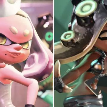 Are You More Pearl Or Marina From Splatoon 2?