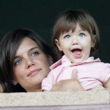 Growing up Suri Cruise