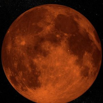 Friday's blood moon will be the longest total lunar eclipse of the 21st century