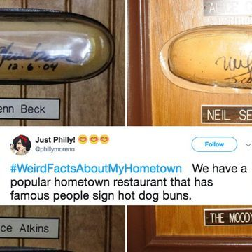 People share the weirdest facts about their hometowns (14 Photos)