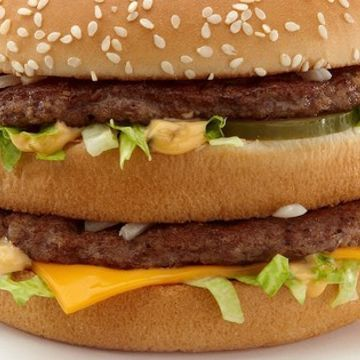 McDonald's has removed artificial ingredients from its burgers