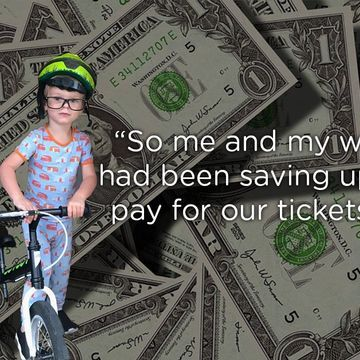 Toddler goes through $1000 faster than my trip to Vegas (10 Photos)