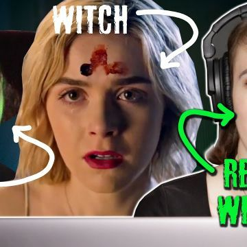 A Real Witch Reviews Sabrina And Other Witches From TV And Movies