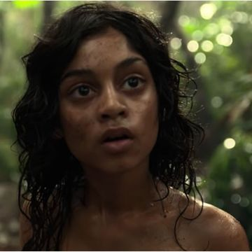 Another Live-Action Jungle Book Movie Is on the Way - Watch the Stunning Trailer For Mowgli