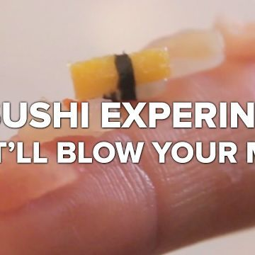 10 Sushi Experiences Thatll Blow Your Mind