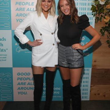 "Country Star Kelsea Ballerini on Her ""Magical"" BFFs and the Importance of Female Friendships"