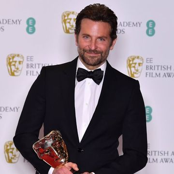 Bradley Cooper Picks Up His BAFTA Alone as Lady Gaga Is Busy Preparing For the Grammys