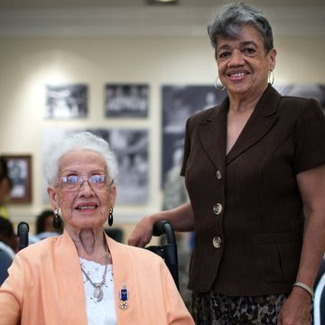 NASA Renames Facility After Katherine Johnson, Trailblazing Mathematician