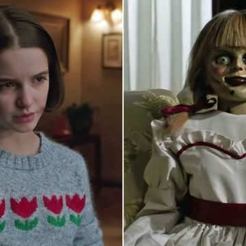 The Annabelle Comes Home Cast Shares the Spooky Supernatural Things That Happened on Set