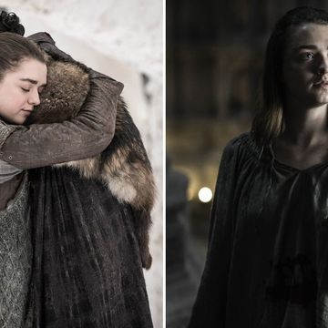 Arya's History With Needle on Game of Thrones Dates Back to the Series Premiere