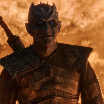 Apparently Dragon Fire Can't Kill the Night King on Game of Thrones - Here's Why
