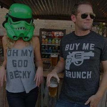 Buy Me Brunch Tees For Every Occasion (Including Drunken Debauchery)!