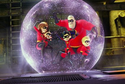 "Movie Theaters Are Warning People That ""Incredibles 2"" Could Trigger Seizures Or Migraines"
