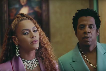 "Beyoncé & JAY-Z (aka The Carters) ""Apesh*t"" Music Video"