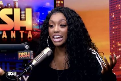 Porsha Williams Reveals She's Dating A Mystery Man & It's Not Rickey Smiley (VIDEO)