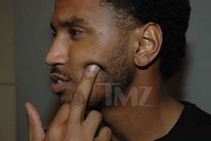 Trey Songz Sued by Detroit Cop Who He Punched in the Face