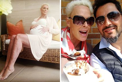 Brigitte Nielsen, 54, Is Pregnant By Her 39-Year-Old Husband (PHOTOS)