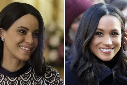 "Here's What Lifetime's ""Harry And Meghan"" Cast Looks Like Compared To The Royal Family"